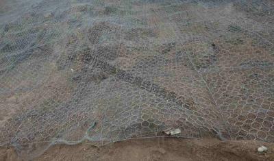边坡主动环形网